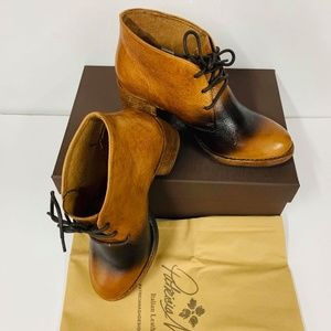 Patricia Nash Women's VENETO Boot Leather TAN